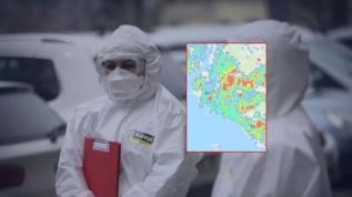 'Bana bulaşmaz' diyenler dikkat! Koronavirüs haritası güncellendi
