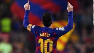 Lionel Messi tarihe geçti