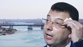 CHP'li İmamoğlu'nun İmamoğlu'nun 'Haliç temiz' yalanı anında çürüdü!