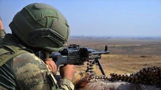 MSB: Barış Pınarı Bölgesi'nde 2 terörist etkisiz hale getirildi