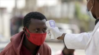 Afrika'da korona vakaları yüzde 28 artış gösterdi
