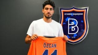 Başakşehir yeni transferini açıkladı