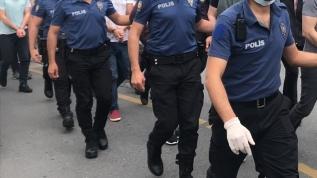 İstanbul'da organize suç örgütüne şafak operasyonu