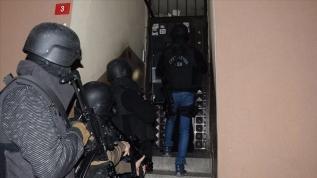İstanbul'da terör örgütü DEAŞ'a yönelik operasyonda 17 gözaltı