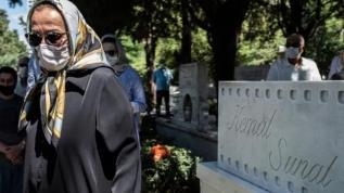 Kemal Sunal ölümünün 20. yılında mezarı başında anıldı