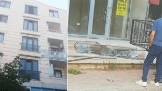 Kocaeli'de dördüncü kattan düşen çocuk hayatını kaybetti