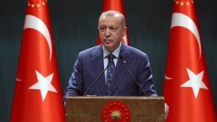 Başkan Erdoğan: Hedefimiz enflasyonu tek haneye indirmek