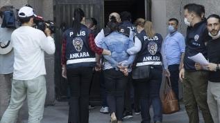 Bataklık Operasyonu'yla gözaltına alınmışlardı... Tutuklanmak üzere mahkemeye sevk edildiler