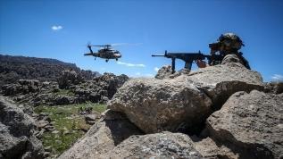 Bebek katili YPG/PKK'ya haziranda ağır darbe!