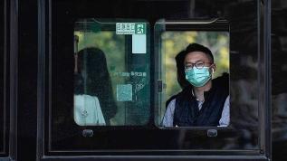 Çin'de 3, Güney Kore'de 63 yeni Kovid-19 vakası