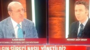 CHP'li İlhan Kesici Bakan Fahrettin Koca'ya dil uzattı sosyal medya ayağa kalktı: Gündem olmaya çalışıyor