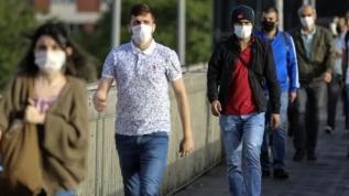 Diyarbakır'da yanlış maske kullanımı nedeniyle 4 günde korkutan koronavirüs artışı