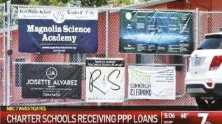 FETÖ okulu koronavirüs yardımını dolandırdı, ABD TV'sinde haber oldu
