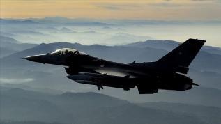 MSB: Kuzey Irak'ta 2 terörist hava harekatıyla etkisiz hale getirildi