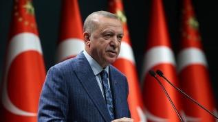 Başkan Erdoğan'dan Erdem Bayazıt paylaşımı