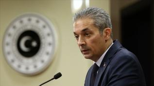 Dışişleri Bakanlığı'ndan, Irak'a 'Pençe-Kartal, Pençe-Kaplan' cevabı