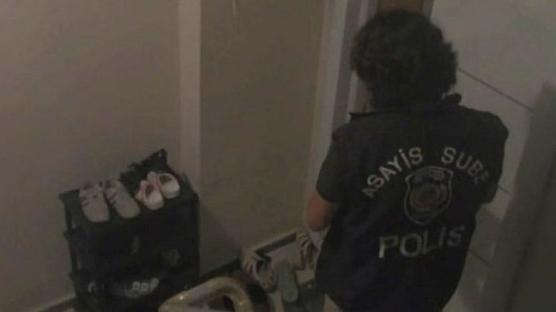 Esenyurt'ta düzenlenen operasyonda 43 kişi gözaltına alındı