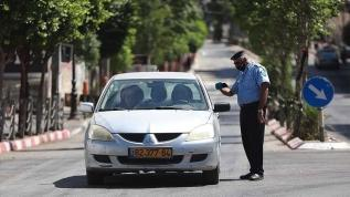 Filistin'de Kovid-19 nedeniyle yeniden olağanüstü hal ilan edildi