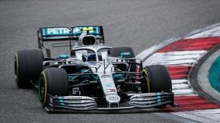 Formula 1'de sezonun ilk zaferi Bottas'tan