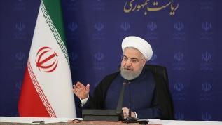 İran Cumhurbaşkanı Ruhani: Düşmanın İran ekonomisini çökertme komploları başarılı olamayacak