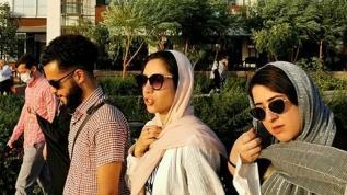 İran, maske zorunluluğu getirdi, maskesiz kişilere hizmet verilmeyecek