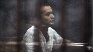 Mısır'da muhalif aktivist Ahmed Duma'ya 15 yıl hapis cezası