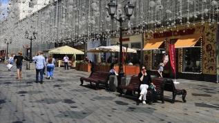 Rusya'da Kovid-19 vaka sayısı 681 bini geçti