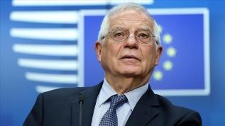 AB Yüksek Temsilcisi Borrell'den Türkiye ile ilişkilerde 'karşılıklı fayda' vurgusu