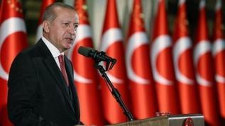 Başkan Erdoğan Kazakistan Cumhurbaşkanı ile telefonda görüştü