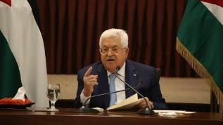 Filistin Devlet Başkanı Abbas: İsrail ile müzakerelere hazırız