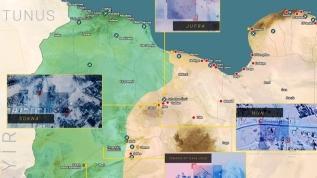 İletişim Başkanlığı, Libya'da güncel durumu paylaştı! O detay dikkat çekti!