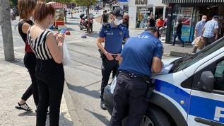 Polis maske cezası kesebilir mi? Emniyet Genel Müdürlüğü'nden açıklama