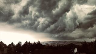 """Türkiye'de en fazla """"şiddetli yağış ve sel"""" izlendi"""