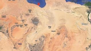Yabancı güçler Libya'daki Sidre Petrol Limanı'na girdi
