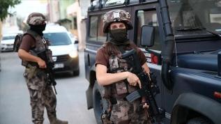 Adana'da şafak vakti uyuşturucu operasyonu