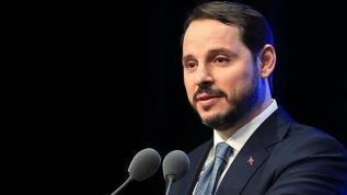 Bakan Albayrak'tan, TBMM'nin yeni Başkanı Mustafa Şentop'a hayırlı olsun mesajı