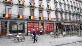 Belçika'da Kovid-19 vaka sayısı 62 bini aştı