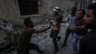 BM Suriye Araştırma Komisyonu: Esed rejimi İdlib'de savaş suçu işledi