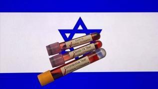 İsrail'de Kovid-19 salgınında sert yükseliş sürüyor