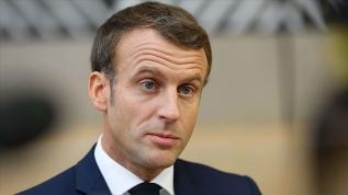 Macron'un derdi belli oldu! Türkiye'ye karşı sinsi plan