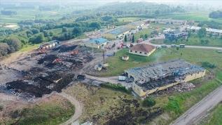 Sakarya'daki fabrika patlamasında 2 kişi daha gözaltına alındı