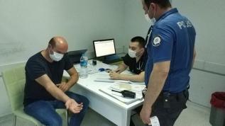 Samsun'da iki doktor darp edildi