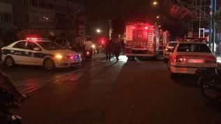 Tahran'da oksijen tankı patlaması: 2 ölü