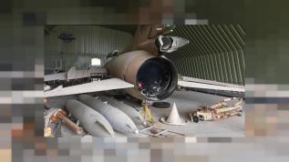 Hafter'in sahip olmadığı ileri teknoloji uçaklarla vuruldu