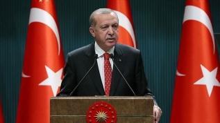Başkan Erdoğan'dan yeniden TBMM Başkanı seçilen Mustafa Şentop'a tebrik telefonu