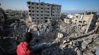 İsrail'in katliamları: 2 bin 158 Filistinli şehit oldu