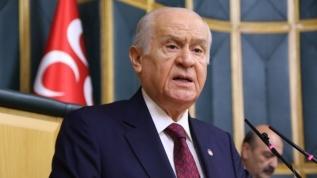 MHP Lideri Bahçeli'den Kılıçdaroğlu'na sert tepki: Devirdiği çamlar haddi ve hududu çoktan aşmıştır!