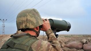 MSB: Suriye'de 7 PKK/YPG'li terörist gözaltına alındı