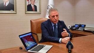 Vali Davut Gül açıkladı... Gaziantep'te vaka artışı tehlikeli boyutta