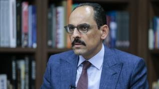 Cumhurbaşkanlığı Sözcüsü Kalın: Ateşkes çağrısı yapanlar Trablus'u bombalıyor